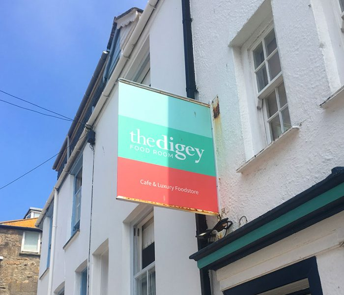 The Digey Food Room – St Ives