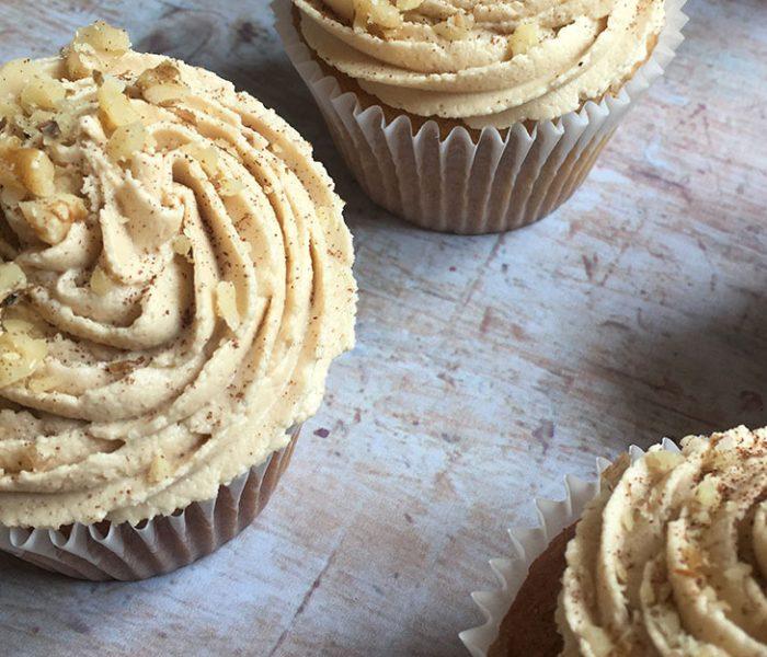 Gluten Free Coffee Cupcakes!